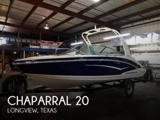 Chaparral Vortex VR 203