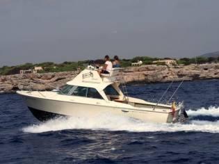 Riva Bertram 25 Sports Fisherman