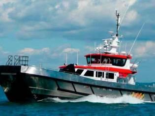Crew Boat - Wind Farm Vessel