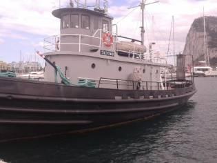 Custom WW2 Tug Converted