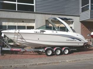Chaparral Boats 256 ssi