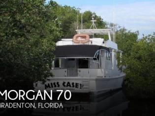 Morgan 70 Pilothouse Trawler