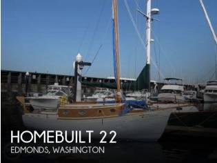 Homebuilt 22 Motorsailer