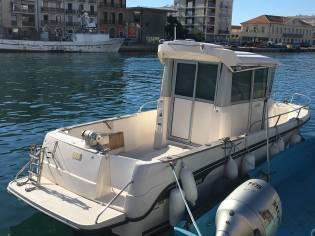 Barcos a motor de segunda mano ocqueteau mostrando 16 al for Yates segunda mano baratos