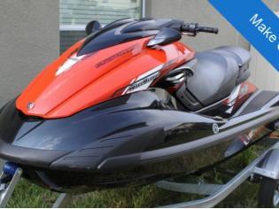 Yamaha 11 Waverunner FZS