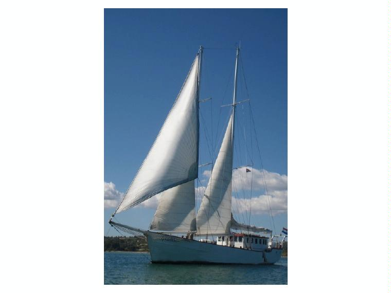 Staysail Schooner 73