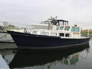 Cascaruda Motor Sailer
