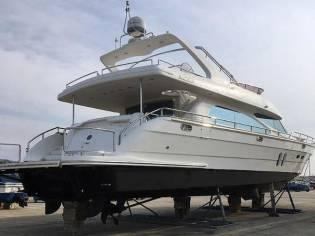 Motor Yacht YARETTI 2210