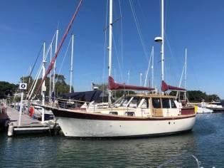Nauticat 33 MKII