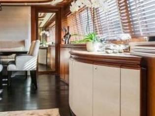 Ferretti Yachts 112