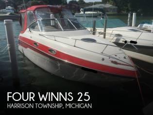 Four Winns 258 Vista