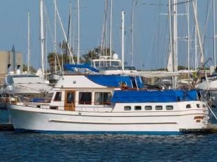 Custom C-Kip 46 Trawler