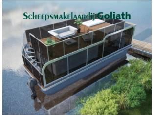 Houseboat Holiday Boat 39