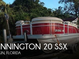 Bennington 20 SSX