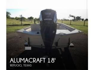 Alumacraft 1860 Bay Boat