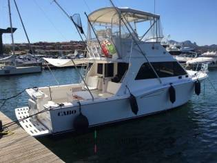 Cabo 35 FLY