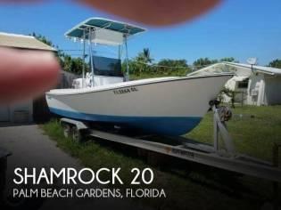 Shamrock 20 Center Console