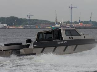 Stormer Patrouilleboot 100