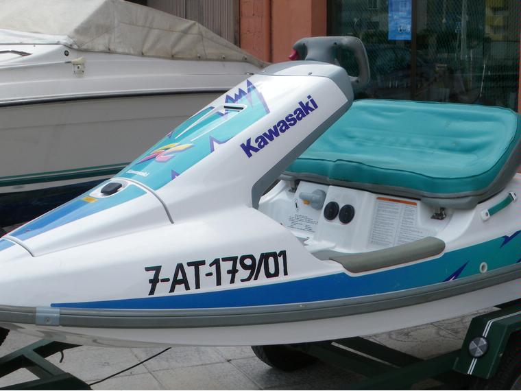 Kawasaki Sport Cruiser Sc