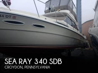 Sea Ray 340 SDB