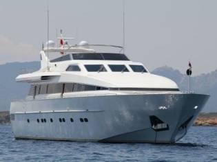 Cantieri Navali Lavagna ADMIRAL 28