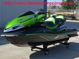 Brand New 2014 Kawasaki Jet Ski Ultra 310LX
