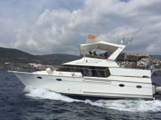 Bateau Ocean Alexander 39