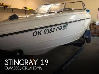 Stingray 195RX