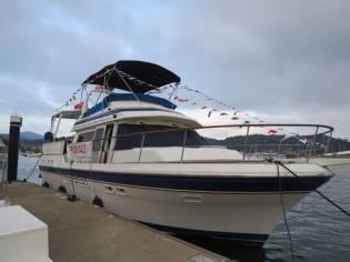 Tarquin Motor Yachts Trader 44