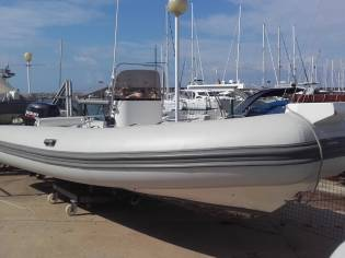 Delta Bay RIB 600