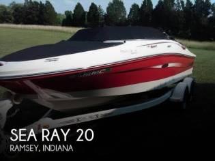 Sea Ray 195