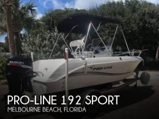 Pro-Line 192 Sport
