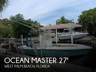 Ocean Master 27 Skiff