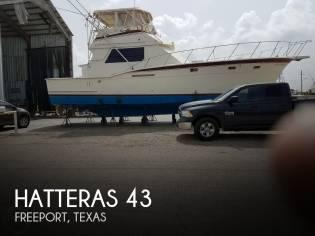 Hatteras 46CB