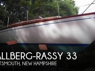 Hallberg-Rassy Mistral 33