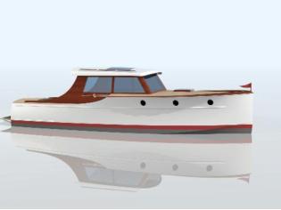 judel/vrolijk & co Yachtwerft Lütje Elbe 28 S