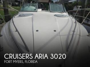 Cruisers Yachts Aria 3020