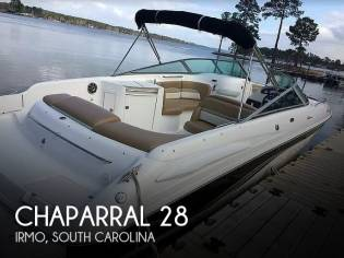 Chaparral 280 SSi