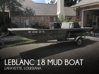 Leblanc Boat Works 16 Custom Duck hunter