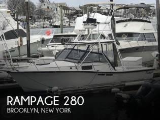Rampage 280 SPORTSMAN DELUXE