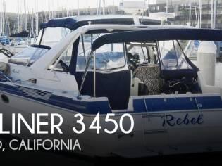 Bayliner 3450 Avanti Sunbridge.