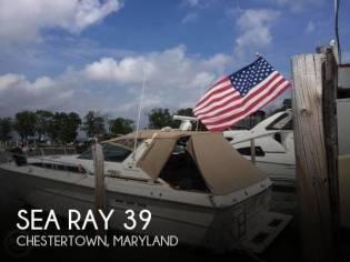 Sea Ray 390 Express