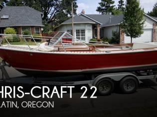 Chris-Craft 22 Cavalier