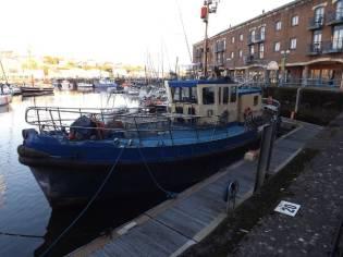 Custom Pilot Boat Ex Milford Haven