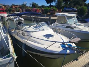 SCOUT BOATS SCOUT 222 VINTAGE HY45217