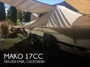 Mako Pro 17 Skiff CC