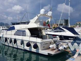 Ferretti Yachts 45 Fly