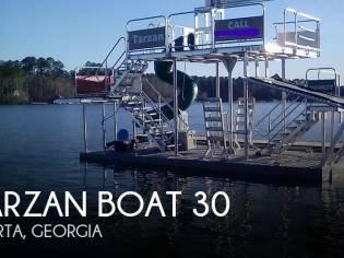 Tarzan Boat 30