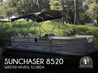 Sunchaser Classic 8520 Coastal edition