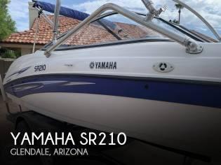 Yamaha SR210